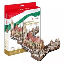 "3D-пазл ""Церковь Святого..."