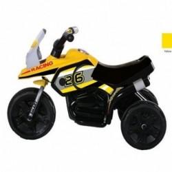 """Мотоцикл """"Bugati""""  (желтый)"""