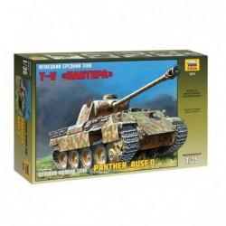 Немецкий средний танк t-v...